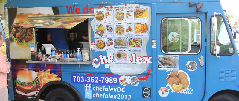 Where To Find Food Trucks In Dc